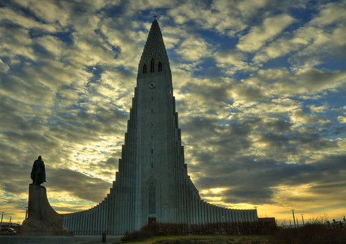 Hallgrimskirkja | by @Gking_photo