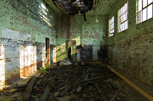 Room At Steel Mill | by Sean  Posey