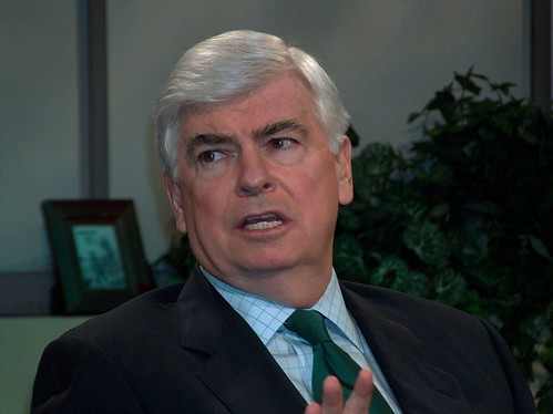 Chris Dodd on CPTV's Front & Center with Ray Hardman | by WNPR - Connecticut Public Radio