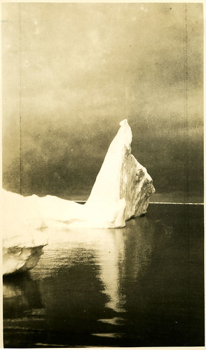 Ice berg, Antarctica | by UON Library,University of Newcastle, Australia