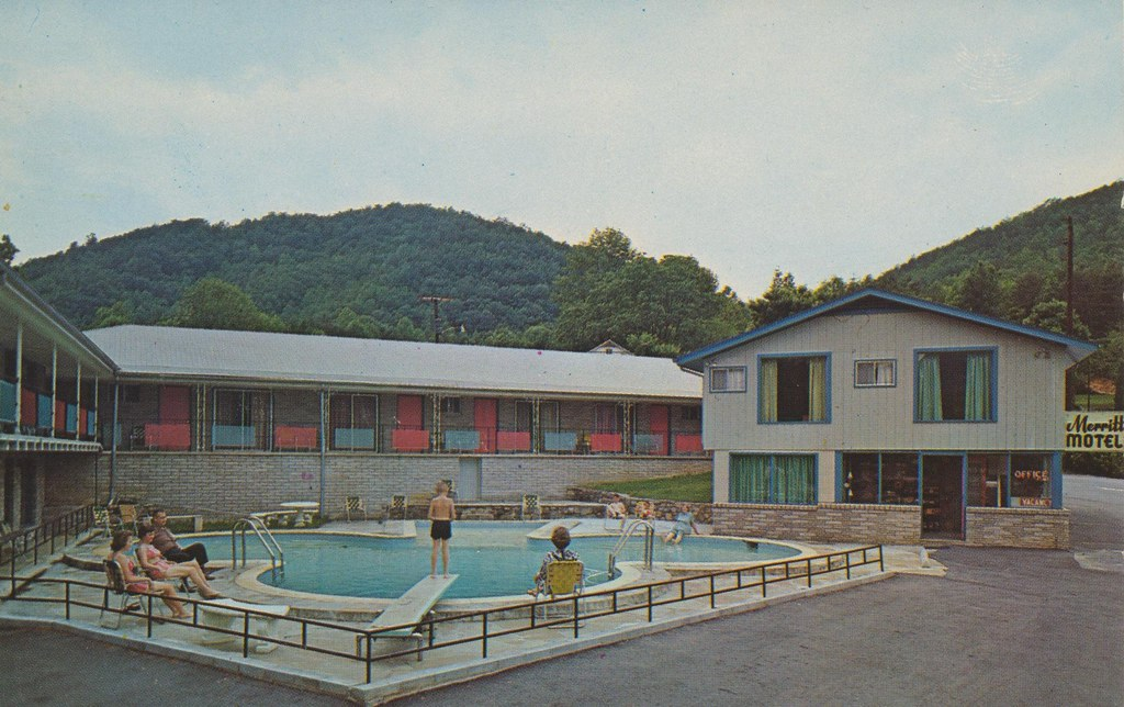 Merritt Motel - Gatlinburg, Tennessee