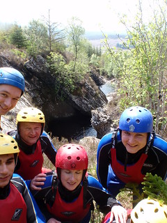 Canyoning 5 june 2010 | by Full On Adventure