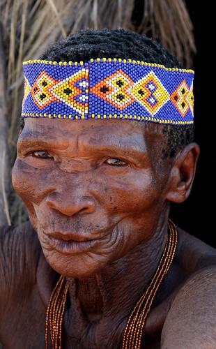 Africa - Namibia  Bushmen  There Are 100,000 Bushmen In Bo  Flickr-5696