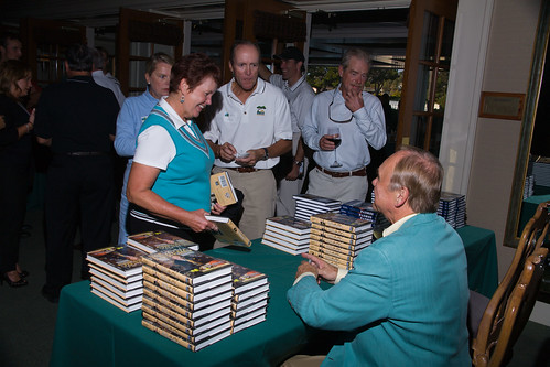 Dick Enberg's book signing | by KPBS