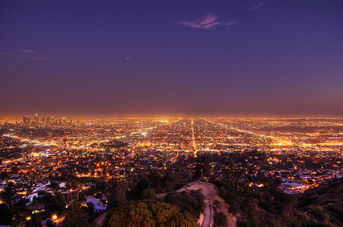 Los Angeles at Night | by AlphaProject