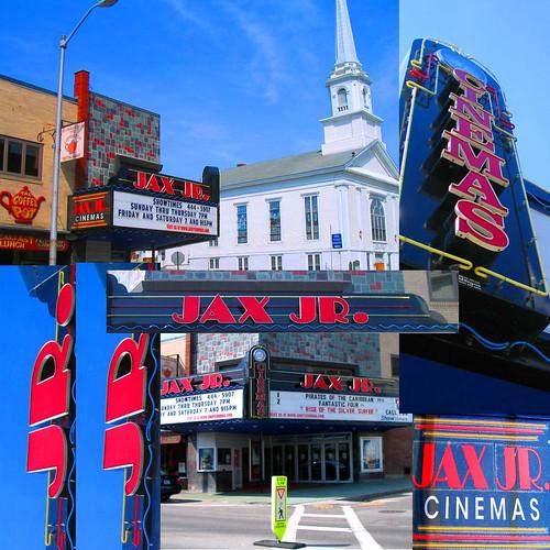 Jax Jr The Jax Jr Theater Cinema Was Built Around 1920