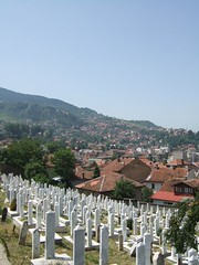 on the southern hill of Sarajevo | by @c_d@