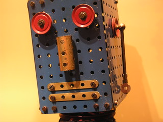 robot | by Michael Dain