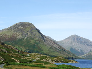 Wasdale Head | by skittzitilby