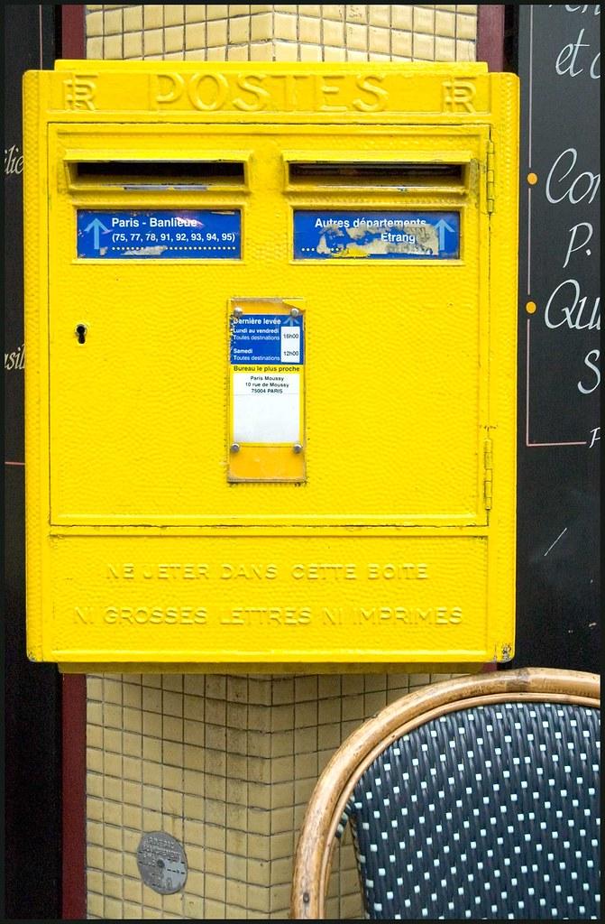 Boite Aux Lettres Jerome Piot Flickr