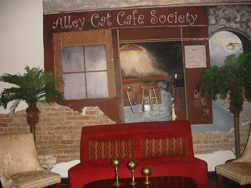 Alley Cat Cafe Kuching