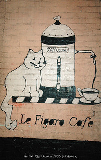 Le Figero Cafe | by Rock and Robin Photography
