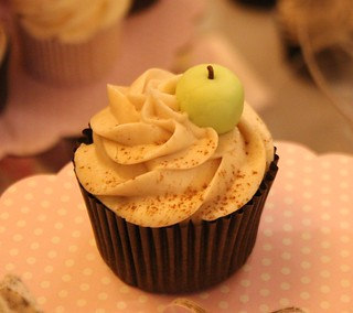 Apple Spice Cupcake | by Made With Pink