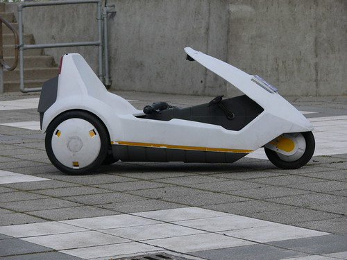 Sinclair C5 | by Grant Mitchell