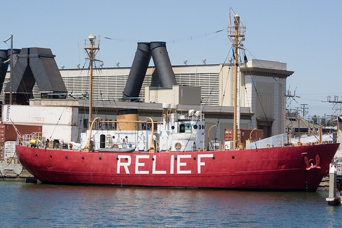 Lightship Relief | by cwbash