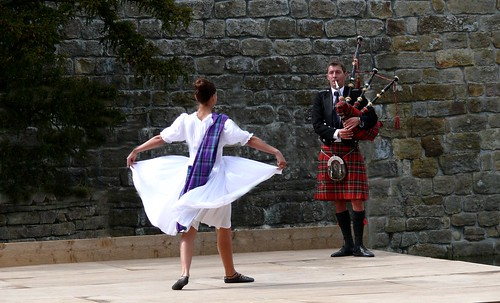 Dancer and Piper | by judder1952