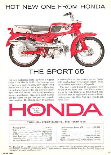 Honda Motorcycles | by twm1340