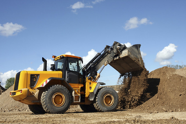 Loader Excavation