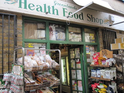 Greenlands Health Food Shop | by veganbackpacker