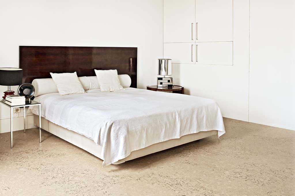 Cork Flooring Bedroom Flickr - Cork flooring bedroom