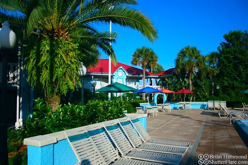 Disneys Caribbean Beach Resort Dvc Kiosk
