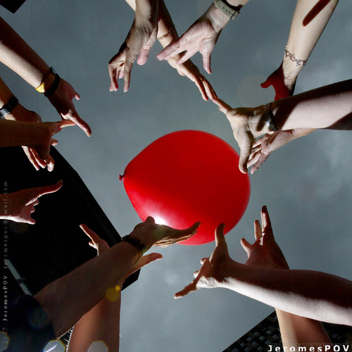 Hands On Red Balloon | by JeromesPOV