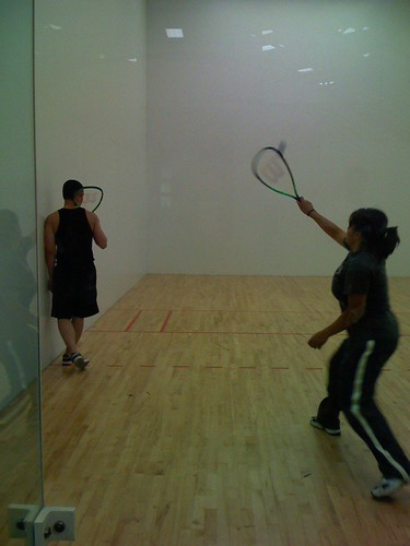 Racquetball Fun - 1 | by drukelly