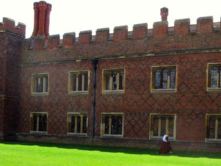 a wrinkle in time at Hampton Court | by rosewithoutathorn84