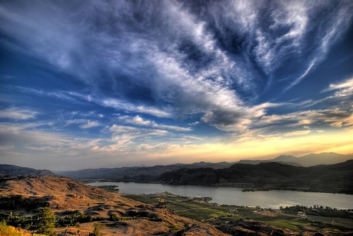 Lake Osoyoos View | by A guy with A camera