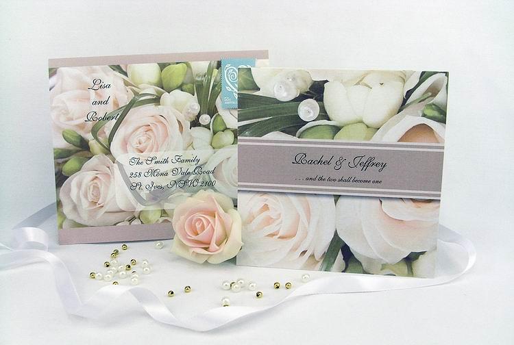 Flower Photos Wedding Invitation Wedding Invitations Austr Flickr