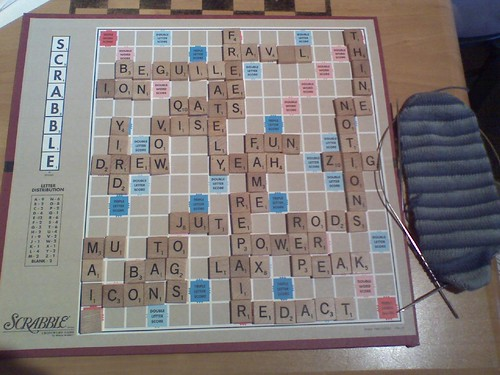 Independence Day SCRABBLE | by achmorrison