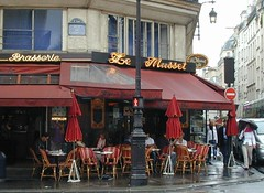 Brasserie Le Musset | by daphnexduck