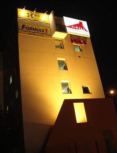Hotel Formule  Montmartre