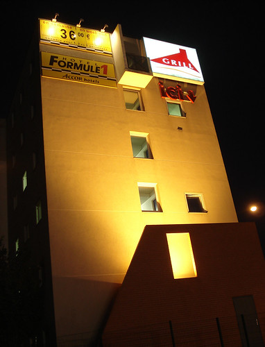 Hotel Formule  Biscarrobe Plage