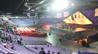 Guangzhou 9th China Arts Festival Opening Ceremony at the Guangzhou Gymnasium | by Toby Simkin