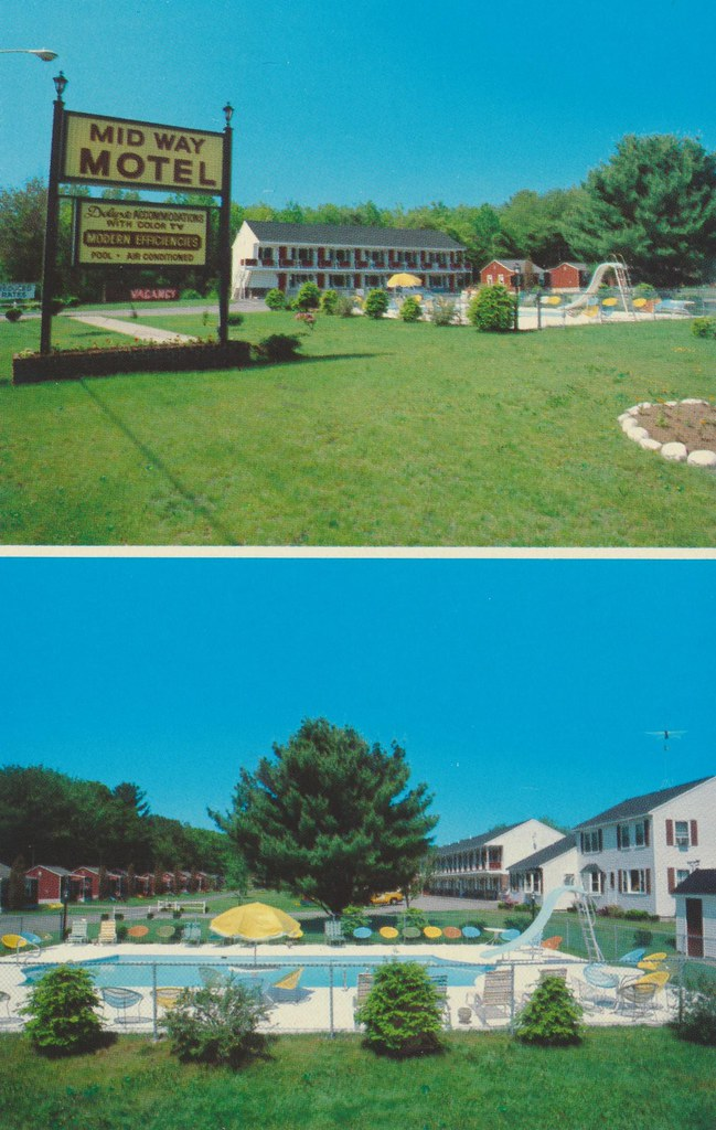 Midway Motel - Wells, Maine