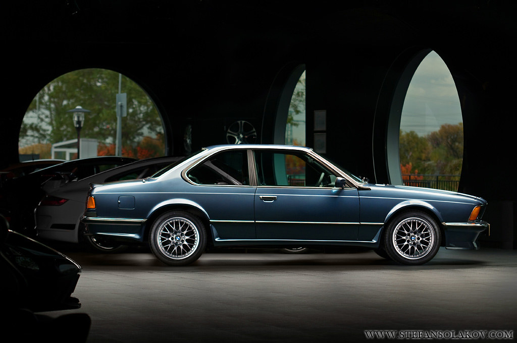 BMW M6 E24  This BMW M6 E24 has been totally renewed It lo  Flickr
