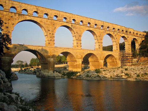 Pont du Gard - 06, Sep - 01 | by sebastien.barre