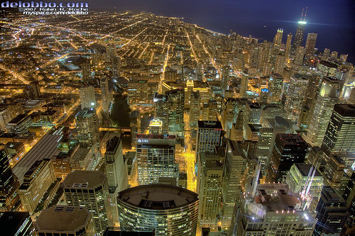 chicago_hdr_night03c | by Rasidel Slika