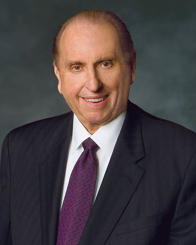 Thomas S Monson, Mormon Prophet | by More Good Foundation