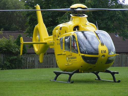 (906) NWAA - North West Air Ambulance - Eurocopter - G-NWEM | by Call the Cops 999