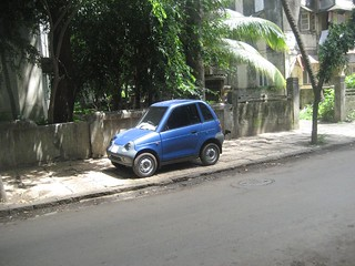 Reva Electric Car In India