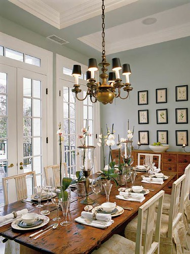 Dining Table Via Coastal Living Suzie Flickr Part 46