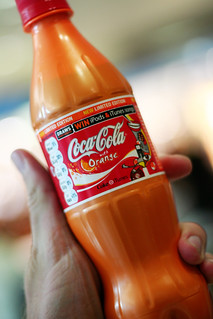 ORANGE COKE!  IS NOT GOOD! | by Brother O'Mara