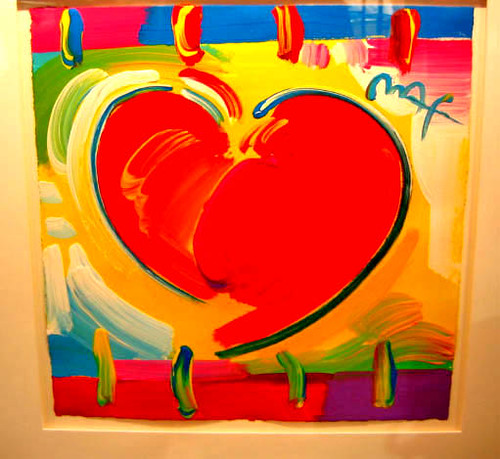 Professional Screeding Pop And Painting Designs Works: Pop Art Made Peter Max Famous