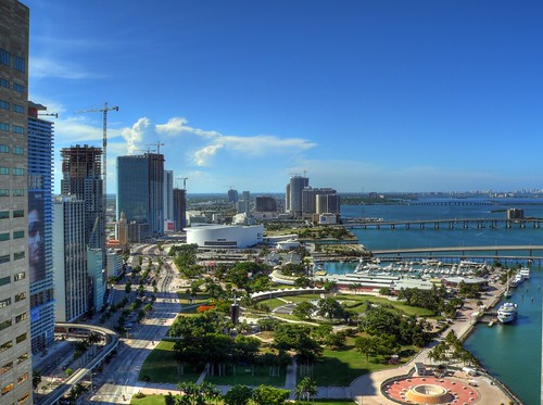 Downtown Miami HDR | by anonymonk