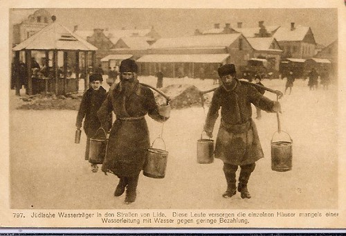 Lida Belarus Jews Scan1349 Jewish Watercarriers Lida