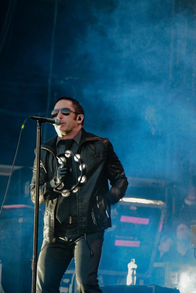 Nine Inch Nails: Trent Reznor | Nine Inch Nails Live at Leed… | Flickr