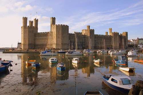 Caernarfon Castle | by Nicci Walker