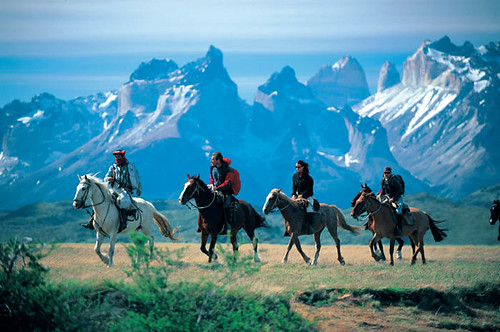 horse patagonia chile | by Travel South America